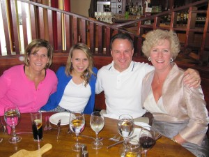 Mom and the Nataro's