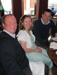 Dad, Aisling, Christian