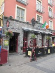 Our hotel in Galway