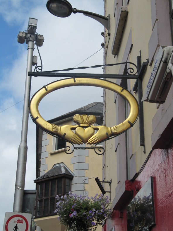 Galway, home of the Claddagh